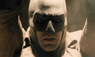 The Dark Knight Gets Unmasked in New 'Batman v. Superman' Teaser