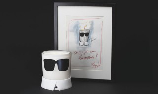 Welton London Creates Karl Lagerfeld-Inspired Candle