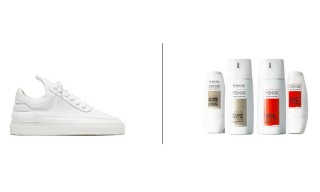 Win a Pair of Filling Pieces Sneakers and AXE's New Smells