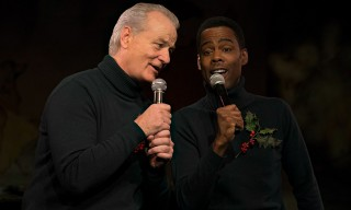 Chris Rock & George Clooney Belt out Tunes for 'A Very Murray Christmas'