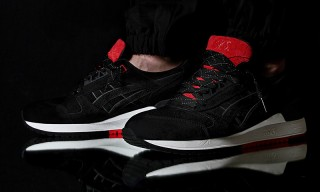 "Concepts & ASICS Unveil the GEL Respector ""Black Widow"""
