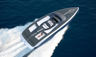 Bugatti and Palmer Johnson Launch Lightning-Fast Super Yacht