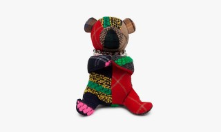 sacai Design a Set of Chic Teddy Bears for DSM New York's 2nd Anniversary