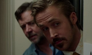 Ryan Gosling & Russell Crowe Star as Unlikely Partners in 'The Nice Guys'