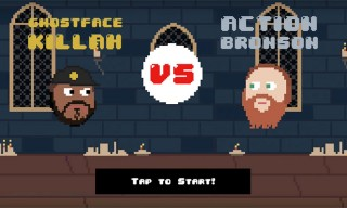 Relive the Beef Between Ghostface Killah and Action Bronson With This New Video Game