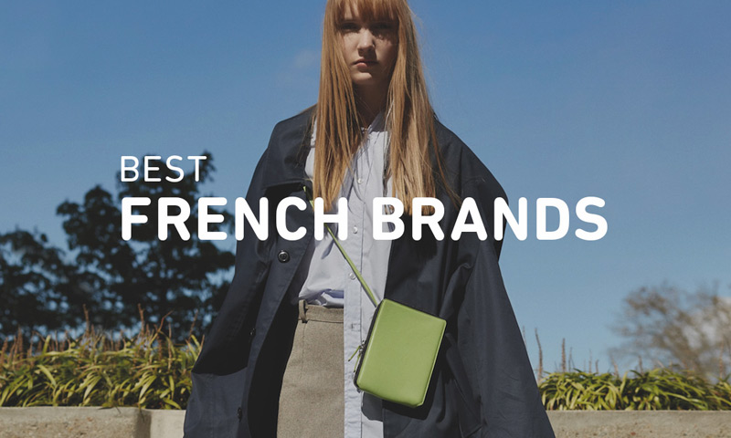 Top French Fashion Brands