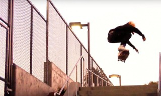 "Illegal Civilization Drops New ""Chestnuts Roasting"" Skate Video"