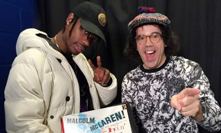 Nardwuar Interviews Travi$ Scott About His Greatest Inspirations & More