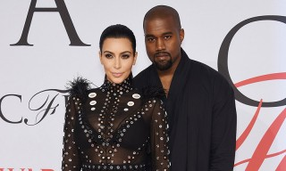 Kim Kardashian & Kanye West Name Newborn Son Saint West