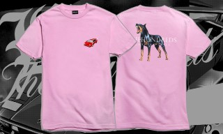 The Hundreds Goes Back to the '80s With Doberman Pinschers & Lamborghini Countachs