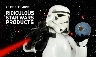 The Most Ridiculous 'Star Wars' Products of All Time