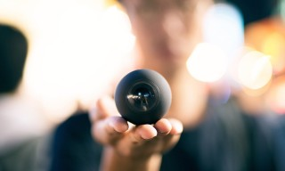Meet Luna, the World's Smallest 360° Camera