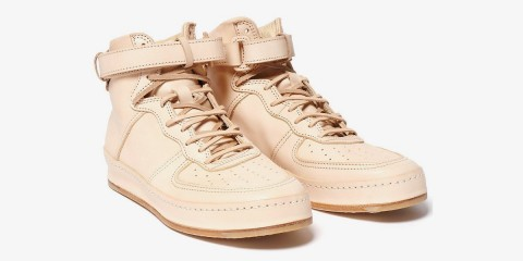 Fashion Trends 2015: Natural Leather Sneakers
