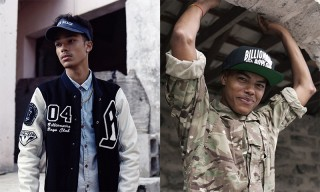Billionaire Boys Club Taps Olivia Rose to Shoot Holiday 2015 Collection