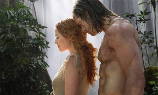 The First Trailer for 'The Legend of Tarzan' Starring Alexander Skarsgård & Margot Robbie
