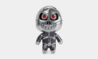 Kidrobot Release a Sinister 'Terminator' Plush Doll
