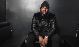 "Pusha T Serves Up More Drug References in ""Crutches, Crosses, Caskets"""