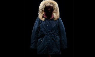 A Closer Look at NEMEN's Italian-Made Fishtail Parka