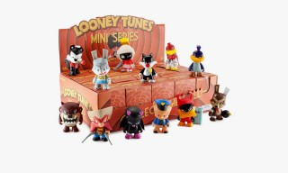 Kidrobot Teams up With Warner Bros. on a New Set of 'Looney Tunes' Figurines