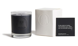 Ghostly International Delivers Collaborative Candle & Tea for the Holidays