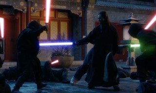 'Star Wars' Meets 'Crouching Tiger, Hidden Dragon' in Reworked Trailer