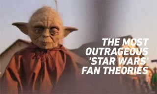 The Most Outrageous 'Star Wars' Fan Theories