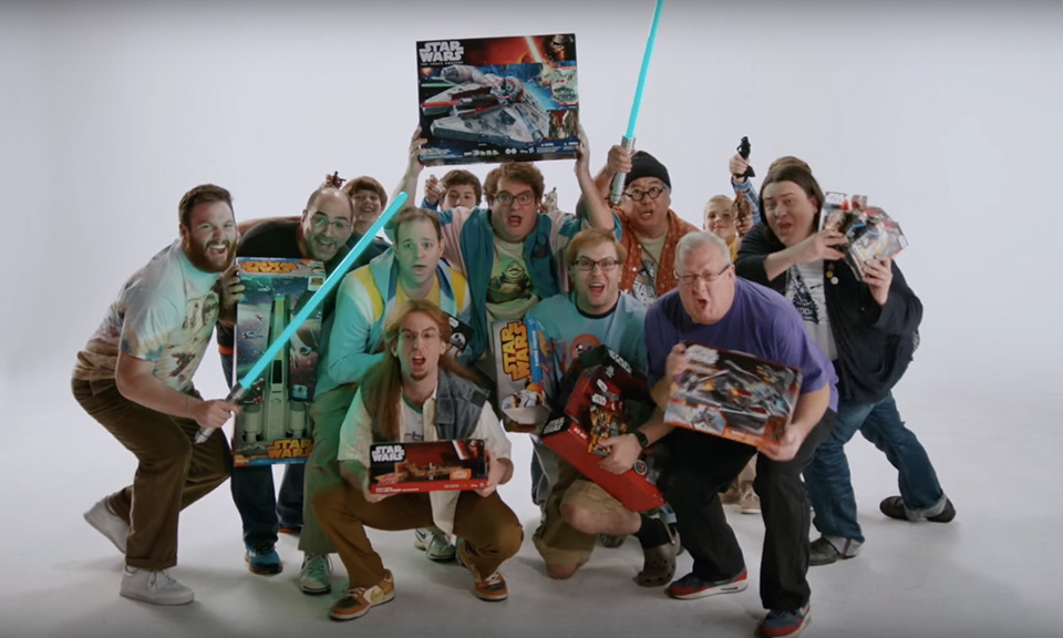 Watch SNL\'s Hilarious \'Star Wars\' Toy Commercial | Highsnobiety
