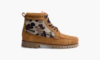 "The 10.Deep x Timberland ""Duck Hunt"" Is Equal Parts Duck Boot, Hiking Shoe & Moccasin"
