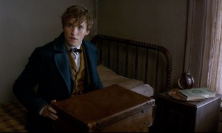 Return to the World of Harry Potter in 'Fantastic Beasts and Where to Find Them'