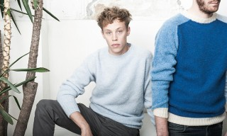 Howlin' Enlists Belgian Band STUFF to Model FW15 Collection