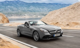 The Mercedes-Benz SLK Is to Relaunch as the SLC