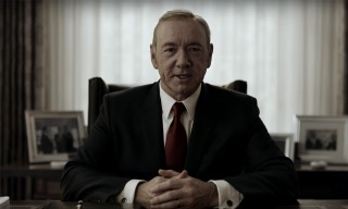 'House of Cards' Season 4 Returns With New Frank Underwood Campaign