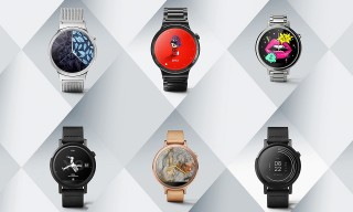 Fashion Labels Design Watch Faces for Google's Android Wear