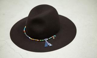 KIJIMA TAKAYUKI and mikia Drop a Hat for UNITED ARROWS