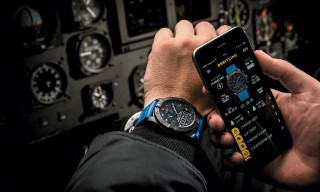 Breitling Unveils $8,900 Connected Exospace B55 Watch