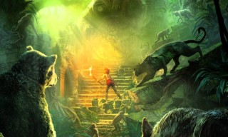 'The Jungle Book' Movie Unveils an All-New Living Poster