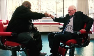 Killer Mike and Bernie Sanders Talk Politics in a Barbershop