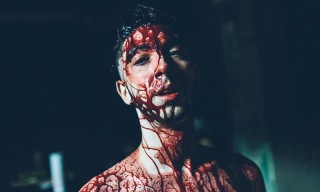 "Danny Seth Is Covered in Blood in ""Time Is Of The Essence"""