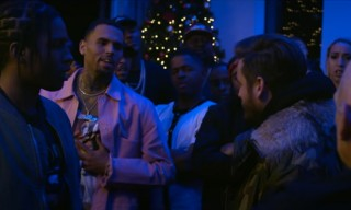 "Scott Disick & A$AP Rocky Party With Chris Brown in New ""Picture Me Rollin'"" Video"