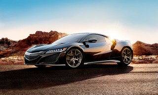 2017 Acura NSX Will Cost $156,000 USD