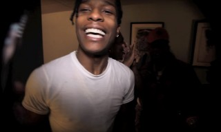 "A$AP Rocky Makes a Cameo in Lil B's ""In Love With the Based God"" Video"