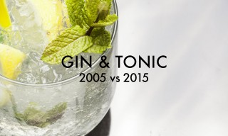 See How the Gin & Tonic Has Changed Over a Decade
