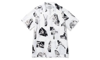 "WACKO MARIA Link With Nobuyoshi Araki for ""Bondage"" Hawaiian Shirts"