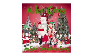 "Miley Cyrus Shares ""My Sad Christmas Song"" Recorded With the Flaming Lips"