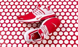 Nike Air Presto 'Comet Red'