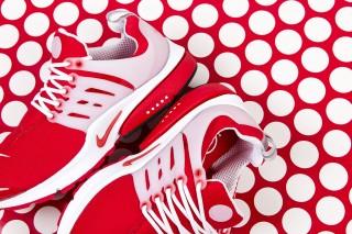 Nike Presto Comet Red