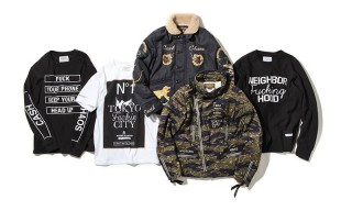 "Hysteric Glamour x NEIGHBORHOOD ""New Year"" 2016 Collection"