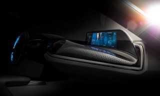 BMW Introduces Contactless Touchscreens With AirTouch
