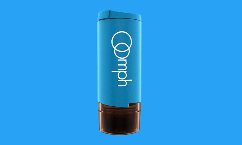Oomph Portable Coffee Maker : Oomph Is the World s Fastest Hand-Powered Portable Coffeemaker Highsnobiety