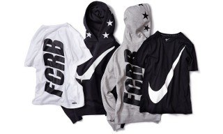 "F.C.R.B. ""Big Swoosh"" New Year's Capsule Collection"